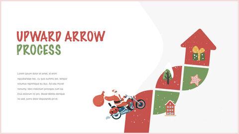 행복한 크리스마스 테마 키노트 디자인_31