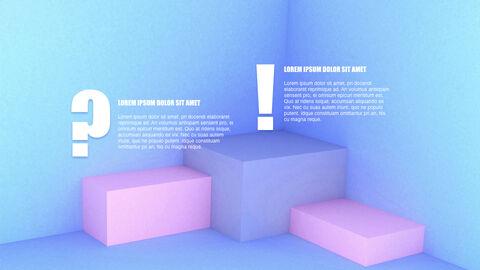 3D Render Composition PPT Keynote_11