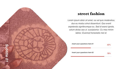 The Latest Street Style Fashion PowerPoint for mac_05