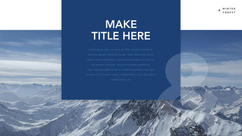 Winter Forest Multipurpose Presentation Keynote Template_05