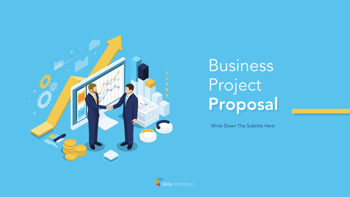 Business <span class=\'highlight\'>Project</span> Proposal Apple Keynote for Windows_01