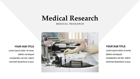 의료 연구 멀티 프레젠테이션 키노트 템플릿_20