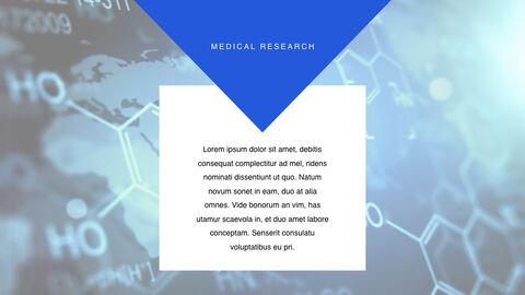 의료 연구 멀티 프레젠테이션 키노트 템플릿_27