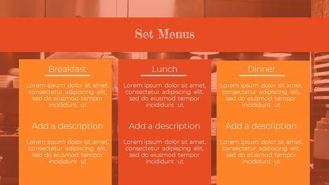 Fine Culinary Experiences Google PowerPoint Presentation_04