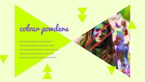 Festival With Colour Powder Google PowerPoint Presentation_02