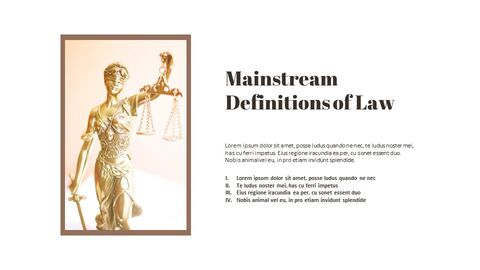 What is Law Simple Presentation Google Slides Template_03