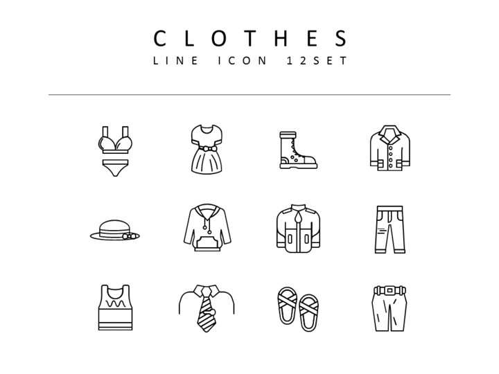Clothes Vector Images_01