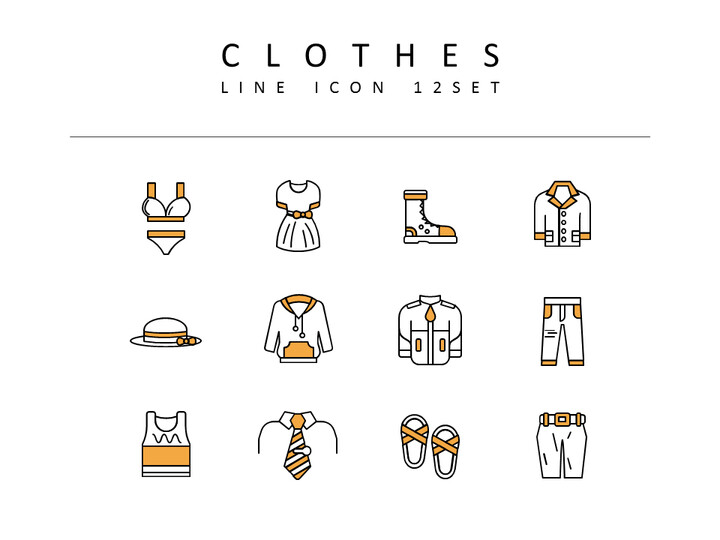 Clothes Vector Images_02