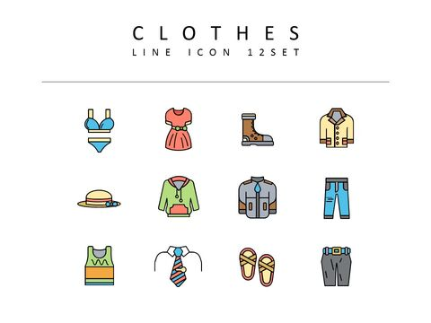 Clothes Vector Images_03