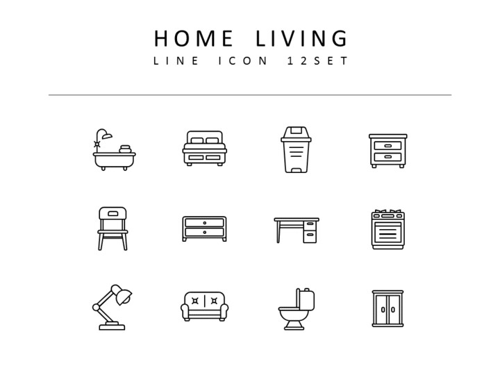 Home Living Vector Source_01