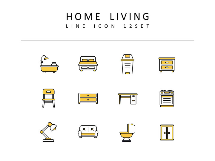 Home Living Vector Source_02