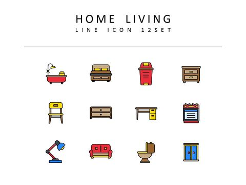 Home Living Vector Source_03