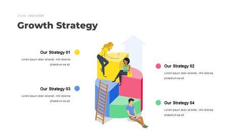 Online Education Service Google Presentation Slides_04