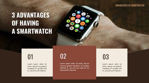 Past to present : About watch Simple Google Templates_05