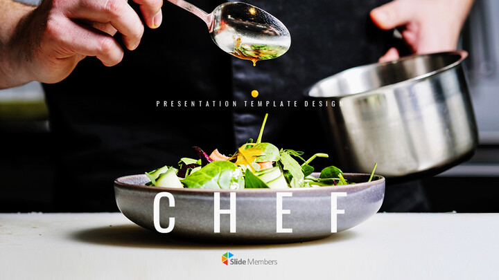 Chef Easy Google Slides Template_01