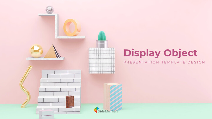 Display Object Google PPT Templates_01
