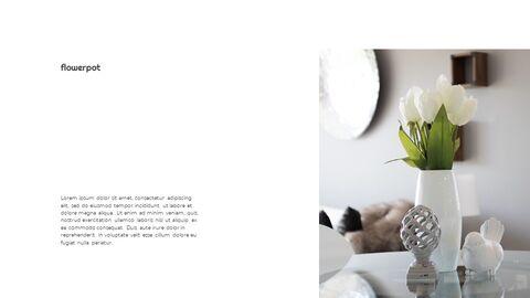Home Interior Simple Presentation Google Slides Template_03