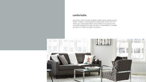 Home Interior Simple Presentation Google Slides Template_04