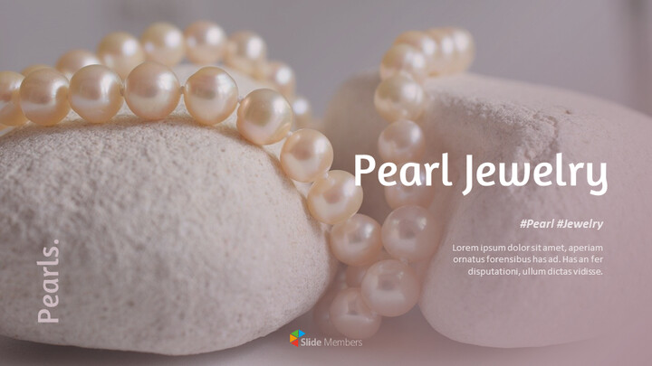 Pearl Jewelry Google Slides Themes & Templates_01