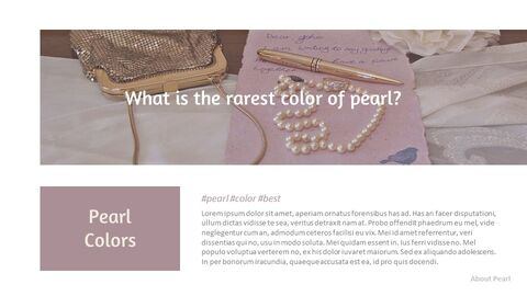 Pearl Jewelry Google Slides Themes & Templates_03