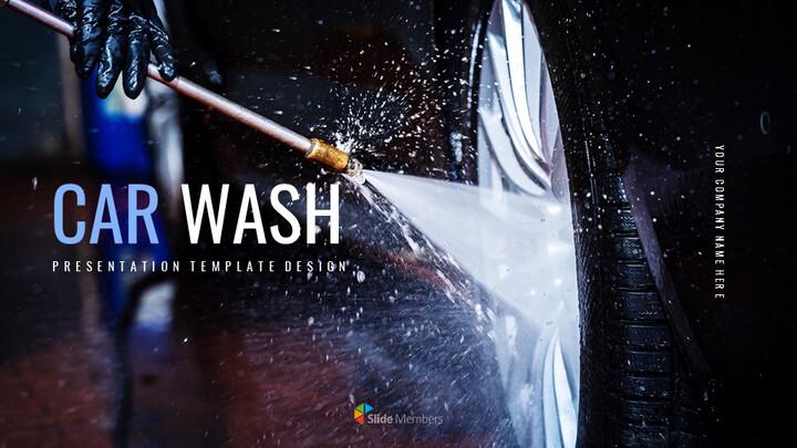 Car Wash Google Slides Themes & Templates_01