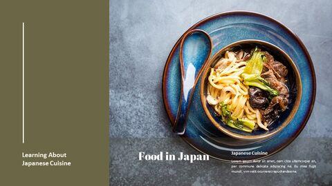 일본 요리 프레젠테이션을 위한 구글슬라이드 템플릿_03