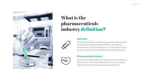 제약 산업 편집이 쉬운 슬라이드 디자인_02