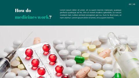 Pharmaceutical Industry Easy Slides Design_04