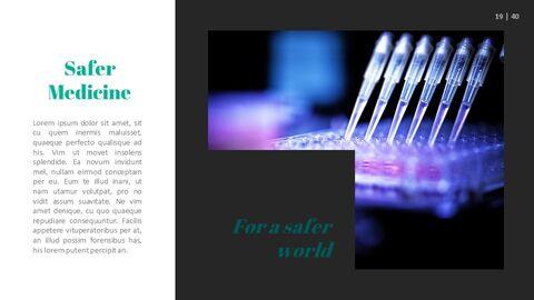 제약 산업 편집이 쉬운 슬라이드 디자인_05
