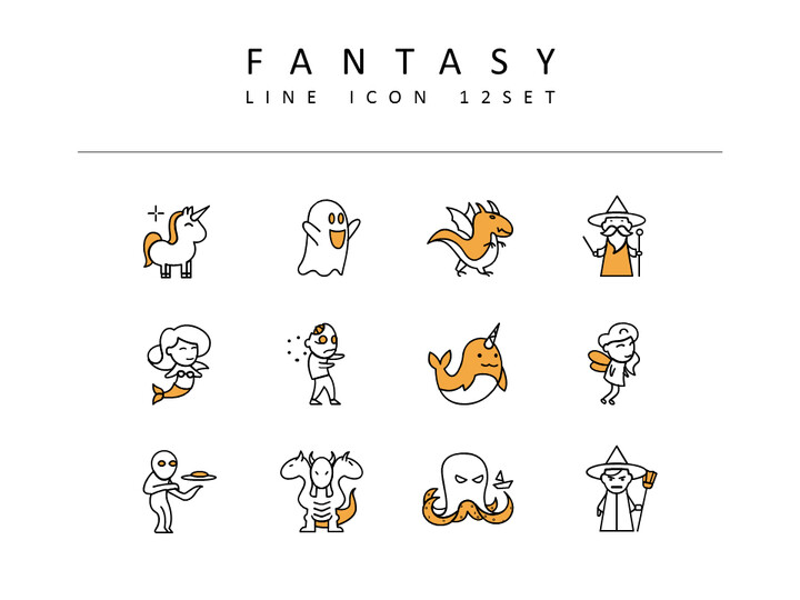 Fantasy Vector Images_02