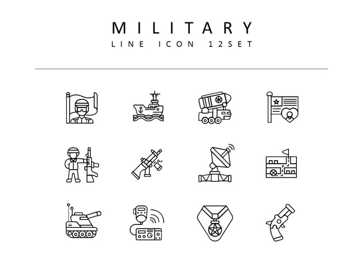 Military Vector Images_01