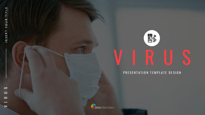 바이러스 프레젠테이션용 Google 슬라이드 테마_01