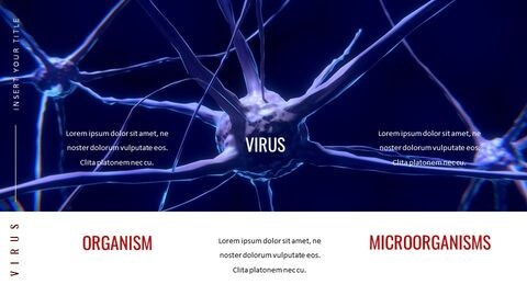 바이러스 프레젠테이션용 Google 슬라이드 테마_03