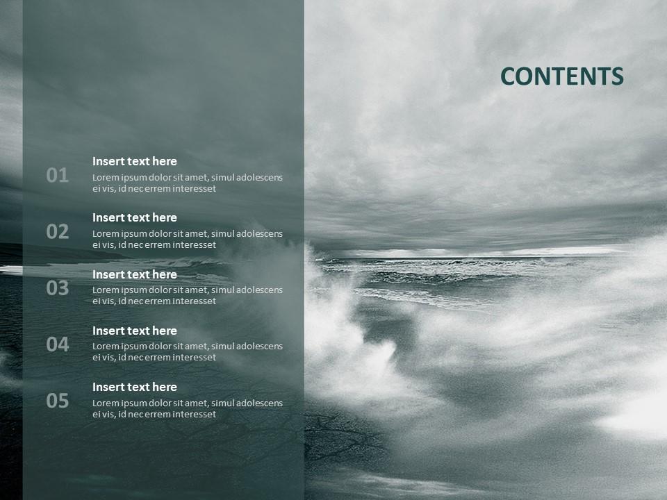 Typhoon Free Powerpoint Sample