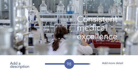 일관된 의학적 우수성 PC용 키노트_32