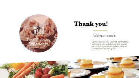 Fine Culinary Experiences Keynote to PPTX_31