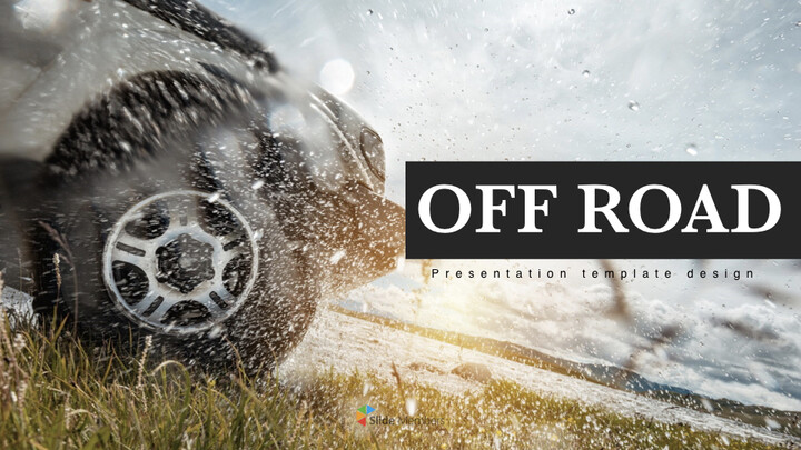 Off Road Simple Keynote Template_01