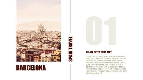 스페인 여행 최고의 키노트 템플릿_03