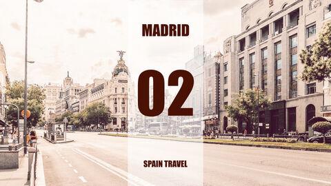 스페인 여행 최고의 키노트 템플릿_04