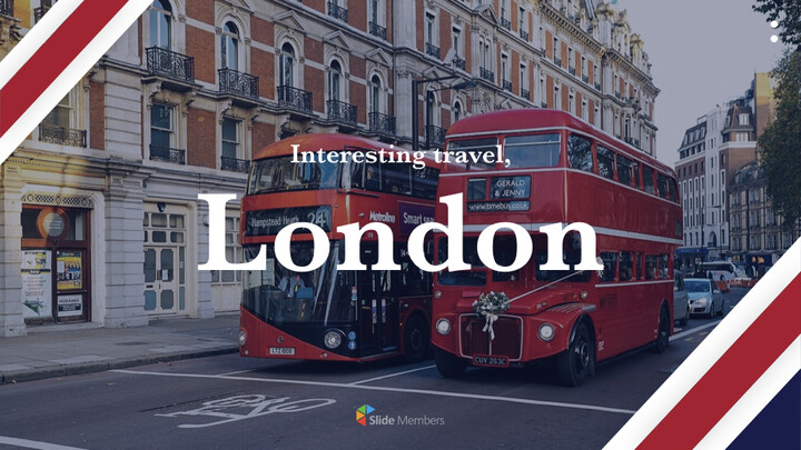 Interesting travel, London Ultimate Keynote Template_01