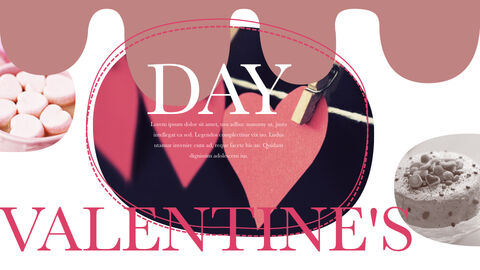 Valentine\'s Day Love Theme Keynote Design_04