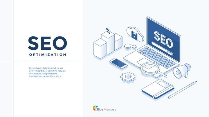 SEO 최적화 프레젠테이션 Google 파워포인트_01