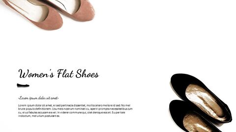 All About Shoes Google PowerPoint Presentation_03