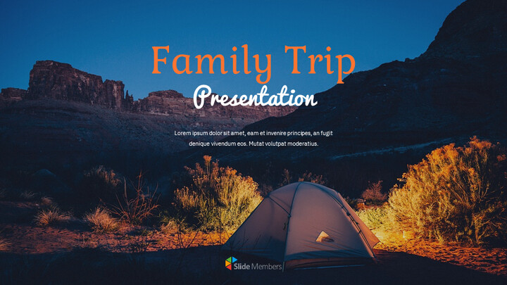 Family Trip Easy Google Slides_01