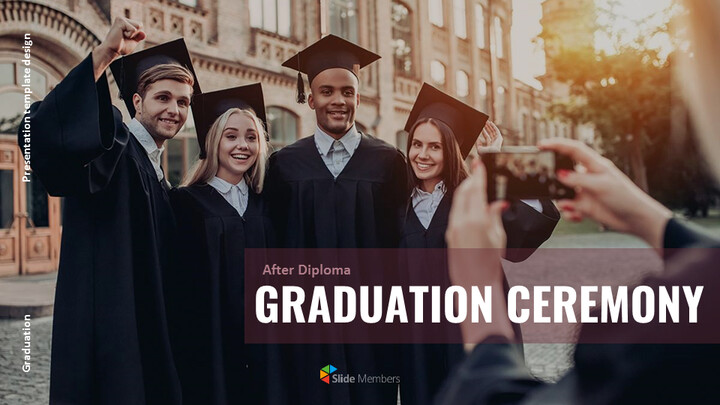 Graduation ceremony Google Slides Presentation Templates_01
