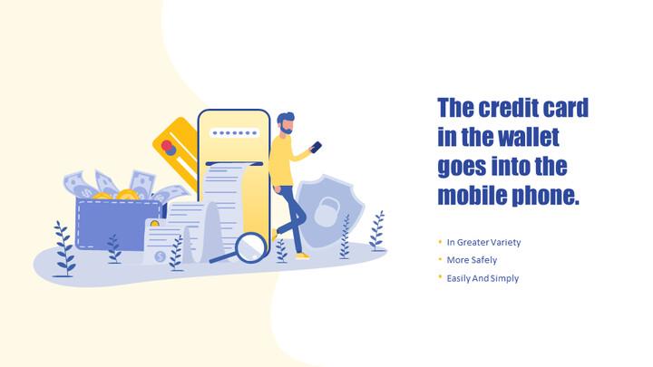 Online Payment Service Simple Slides Templates_02