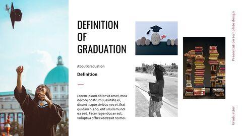 졸업식 Google 슬라이드 프레젠테이션 템플릿_04