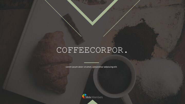 Coffee Industry Google Slides Presentation Templates_01