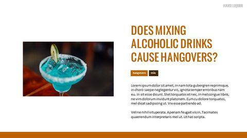 Drink hard liquor Simple Google Presentation_03