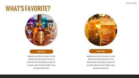 Drink hard liquor Simple Google Presentation_04